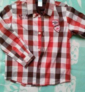 Рубашки р- р 98