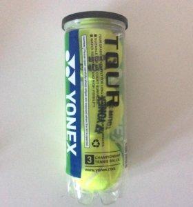 Мячи для тенниса Yonex Tour 3
