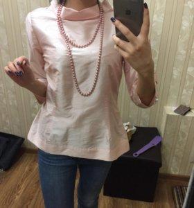 Шелковая блузка 🌸🌺🌸