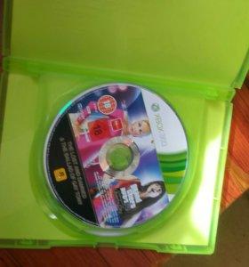 Игра GTA на Xdox 360