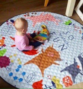 Универсальный детский коврик-мешок
