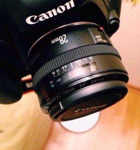 Canon EF 28 mm f/2.8 объектив