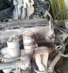 Двигатель К10А турбо
