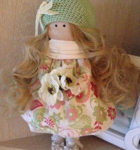 Кукла ручнойработв