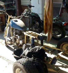 Урал-трицикл