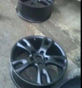 Литые диски r20 5x130