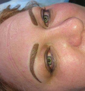 Перманентный макияж-татуаж
