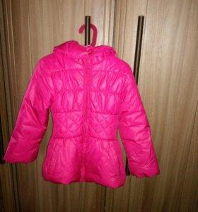 Куртка весна- осень рост 110