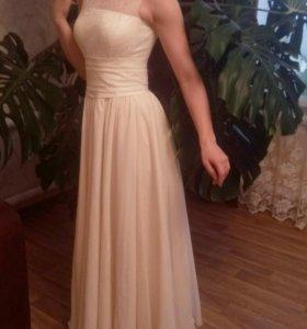 Свадебное,выпускное платье,недорого👗