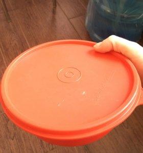 Пластиковая посуда Тапервер