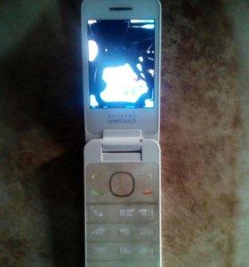 Сотовый телефон.