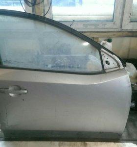 Kia cerato 2 дверь передняя правая