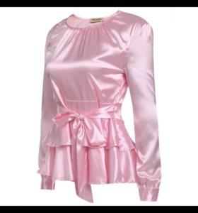 Очень нежная блузка размер 44