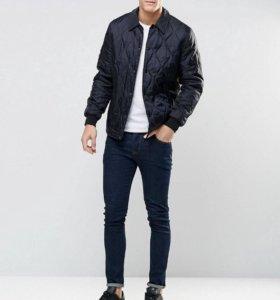 Новая Стеганая куртка Asos