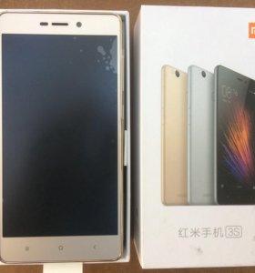 Xiaomi Redmi 3s,Новый,Магазин,Гарантия