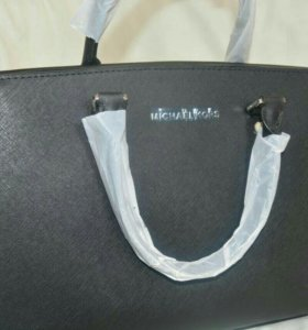Кожаная сумка (новая)