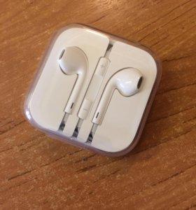 Наушники оригинальные от Apple iPhone