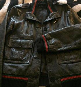 Куртка кожа(натуральная)