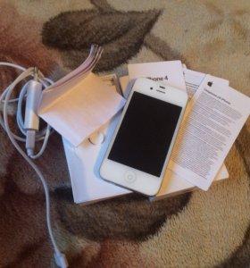 iPhone 4 8gb обмен