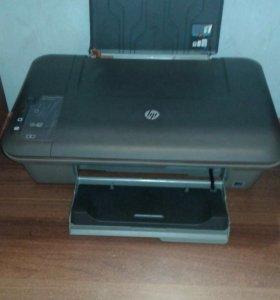Принтер Hp многофункциональный