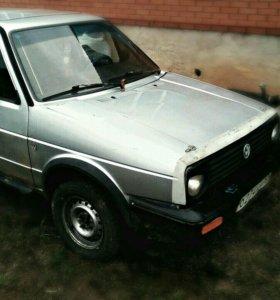 Volkswagen Golf 2 по запчастям