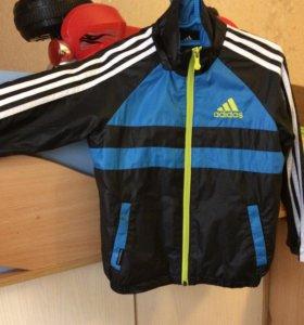 Ветровка куртка(детская) adidas