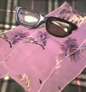 Шарфик+ очки