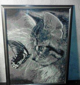 "Картина "" алмазная вышивка"""