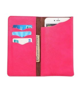 Чехол розовый Huawei, ZTE, ASUS, IPhone, Samsung