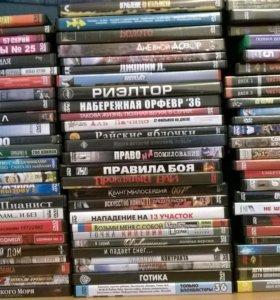 Продам DVD диски.