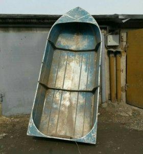 """Лодка """"Малютка 2"""" и мотор hangkai"""