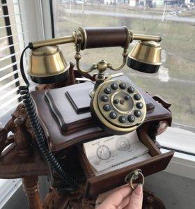 Телефон рабочий пол старину