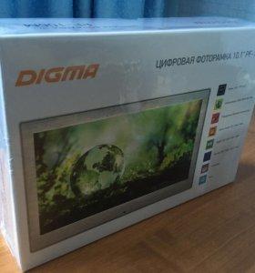 Цифровая фоторамка (в упаковке)