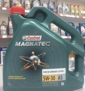 Масло Castrol Magnatec 5w30 A5 синтетика