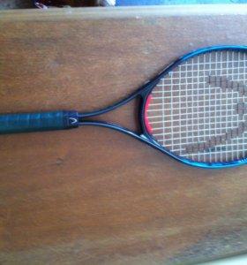 Теннисная ракетка head professional