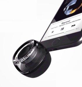 Миниатюрная и очень громкая Bluetooth колонка