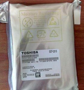 Жесткий диск Toshiba DT01ACA050 (новый)