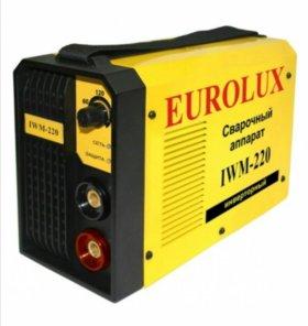 Сварочный аппарат EUROLUX 220