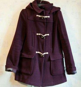 Пальто шерстяное Topshop