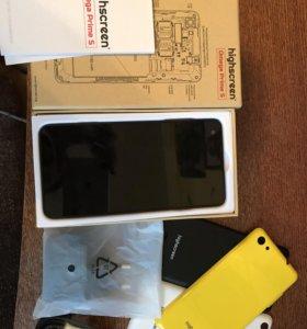 Телефон Highscreen Omega Prine S