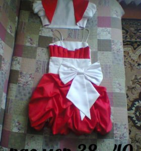 Коктельное - праздничное платье