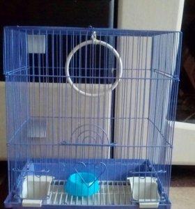 Клетка для попугая. Торг