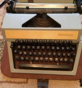 Пишущая машина