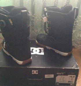 Сноубордические ботинки DC Shoes Kush