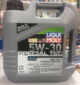 Масло Liqui Moly 5w30 AA(Asia America)
