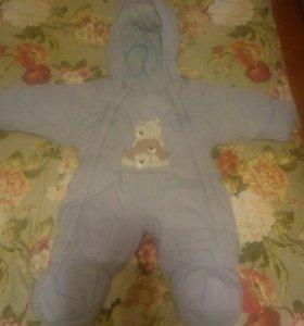 Детский костюмчик bolichini 68+
