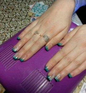 Качественное наращивание ногтей