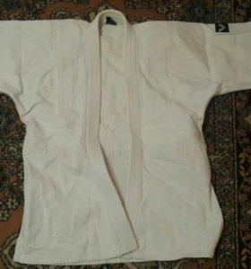 Куртка от кимоно для дзюдо