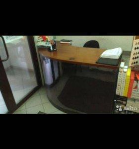 Ресепшн, стол для администратора