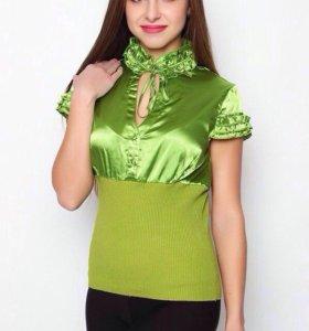 Блузка(новая)размер46